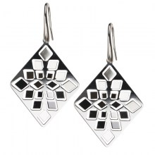 silver sale earrings