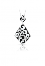 Contessa_Black_Pendant