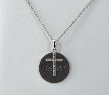 Faith & Dia Cross 452-10133