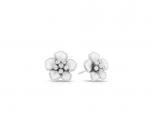 Forget-Me-Not_White_Earrings