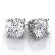diamond studs earrings1