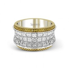 simon-g-mr1902-white-and-yellow-gold-multi-row-diamond-statement-ring-for-women
